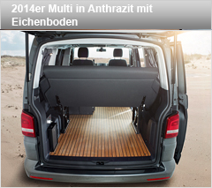 2014er Multi in Anthrazit mit Eichenboden